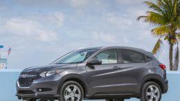2017 Honda HR-V is a Quality Compact Cute Ute