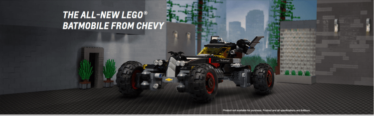 GearDiary Chevy Teams Up with Lego Batman!
