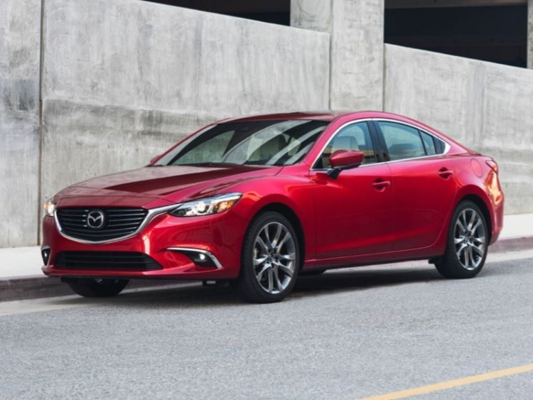 Best Mazda Sedan Yet Geardiary