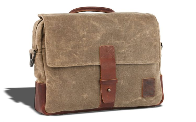 The NutSac Satchel Is a Man Bag You'll Be Proud to Carry • GearDiary
