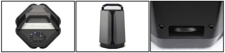 GearDiary Soundcast VG7 Bluetooth Speakers Can Be Paired for Multi-Room Use in or Outdoors