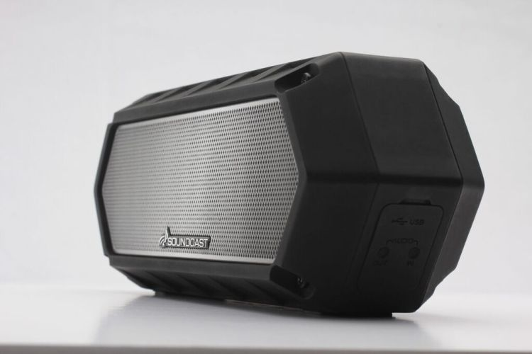 Soundcast VG7 Bluetooth Speakers Can Be Paired for Multi-Room Use in or Outdoors