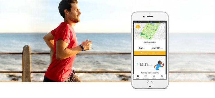 TomTom Introduces Fitness App