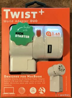 01-Oneadaptr Twist+ World Adapter DUO