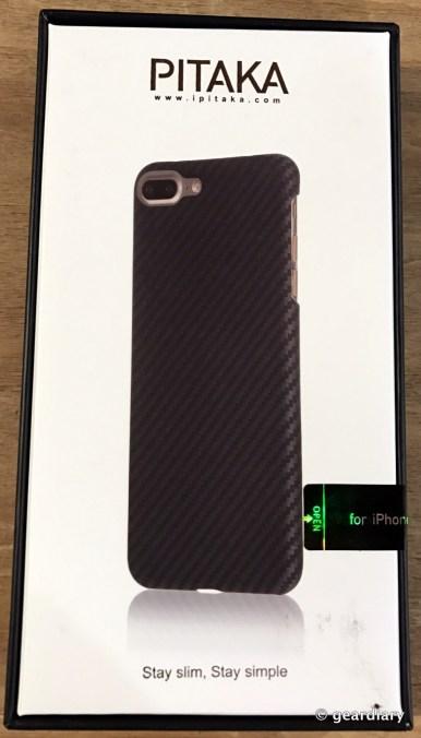PITAKA Aramid Fiber iPhone 7 Case: Beautiful, Bulletproof Protection  PITAKA Aramid Fiber iPhone 7 Case: Beautiful, Bulletproof Protection