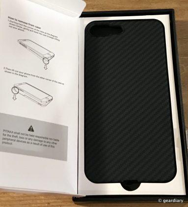 PITAKA Aramid Fiber iPhone 7 Case: Beautiful, Bulletproof Protection  PITAKA Aramid Fiber iPhone 7 Case: Beautiful, Bulletproof Protection  PITAKA Aramid Fiber iPhone 7 Case: Beautiful, Bulletproof Protection