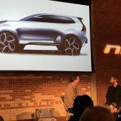 2017 Kia Niro First Look: An Eye-Popping Hybrid Crossover