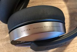 GearDiary Focal Listen Closed Back Over-Ear Headphones Review: Wired but Worth It