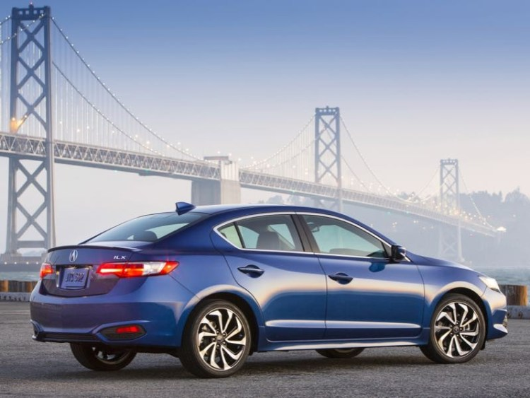 2017 Acura ILX Sport Sedan Is a 'Millennial Favorite'  2017 Acura ILX Sport Sedan Is a 'Millennial Favorite'  2017 Acura ILX Sport Sedan Is a 'Millennial Favorite'  2017 Acura ILX Sport Sedan Is a 'Millennial Favorite'  2017 Acura ILX Sport Sedan Is a 'Millennial Favorite'