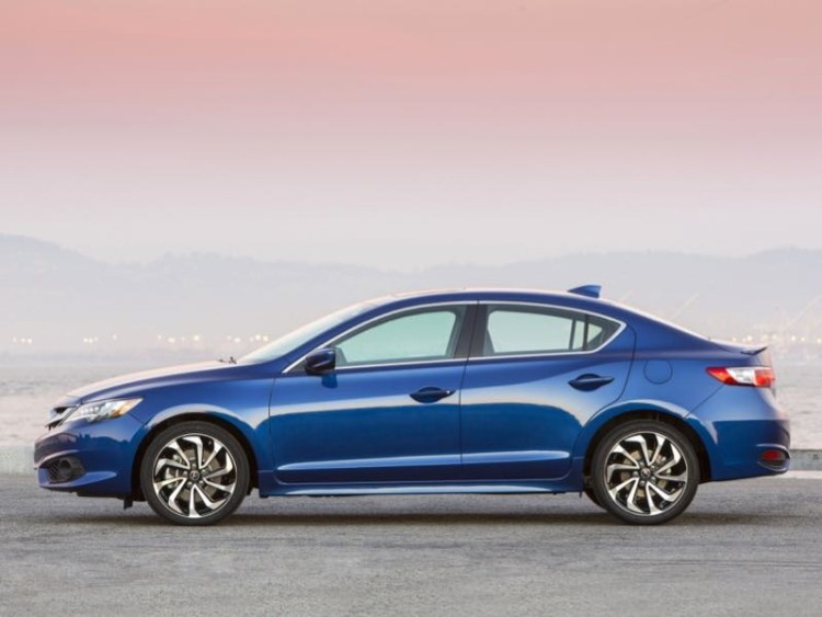 2017 Acura ILX Sport Sedan Is a 'Millennial Favorite'  2017 Acura ILX Sport Sedan Is a 'Millennial Favorite'