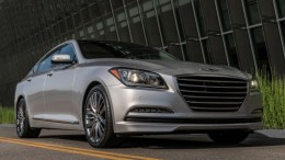 2017 Genesis G80 Ushers in New Luxury for Hyundai