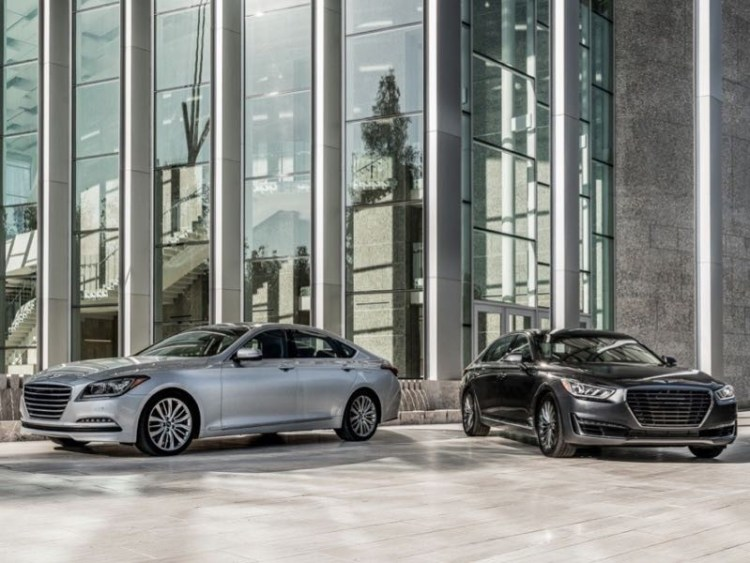 2017 Genesis G80 Ushers in New Luxury for Hyundai  2017 Genesis G80 Ushers in New Luxury for Hyundai