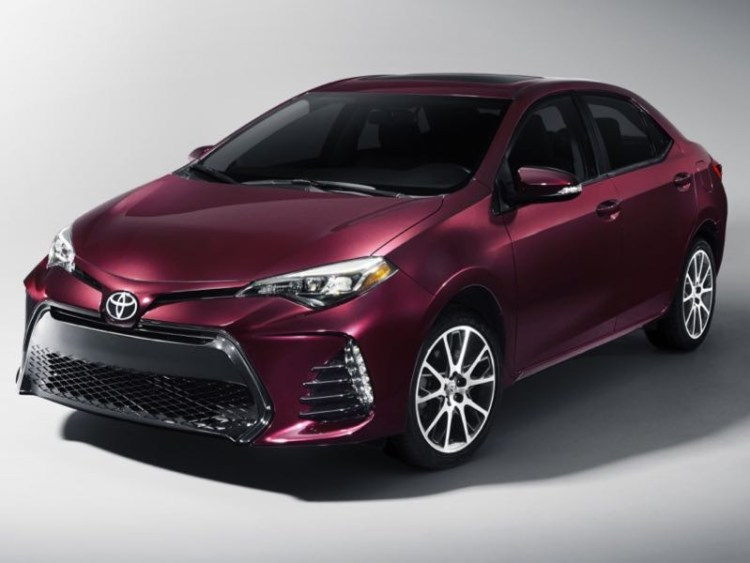 GearDiary 2017 Toyota Corolla Shows Model Looking Nifty at Fifty