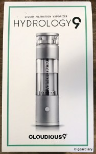 Cloudious9 Hydrology9 Vaporizer Review: Liquid Filtration Makes It Smoother  Cloudious9 Hydrology9 Vaporizer Review: Liquid Filtration Makes It Smoother