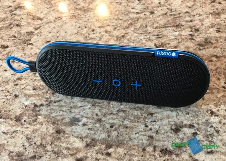 The FUGOO Go Portable Speaker Is Great on the Go