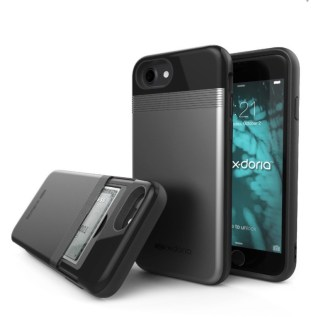 X-Doria Stash Case for iPhone 7 Protects and Lets You Travel Light
