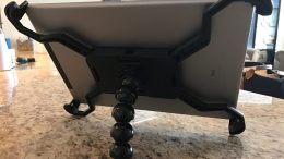 Introducing the Caddie Buddy iPad Tripod Mount for iPad Pro