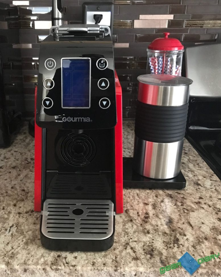 Starbucks Special Coffee Maker : There s No Need for Starbucks with Gourmia s Coffee Maker in Your Home GearDiary