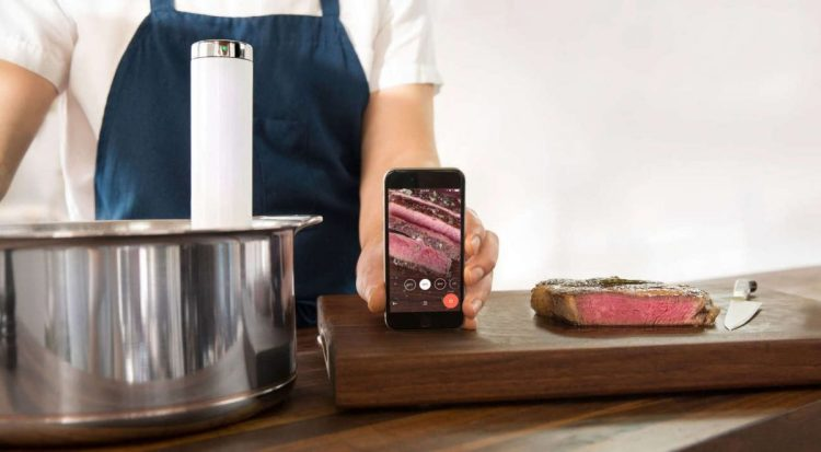 GearDiary Be the Top Chef at Home with Chefsteps Joule Sous Vide
