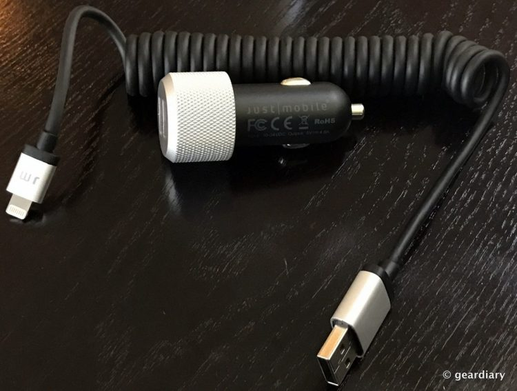 Just Mobile Highway Max with Lightning Cable Review: Ready for the Road