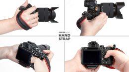 Got a Mirrorless Camera? Get Yourself a SpiderLight Hand Strap.