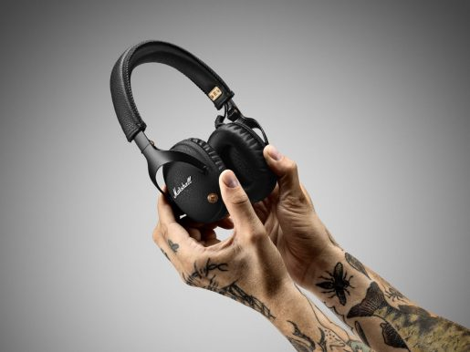 Marshall Announces Their Monitor Bluetooth Headphones