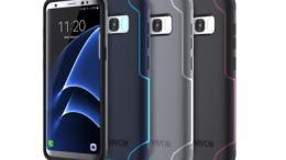 GearDiary Griffin Announces Their Fleet of Samsung Galaxy S8 Accessories