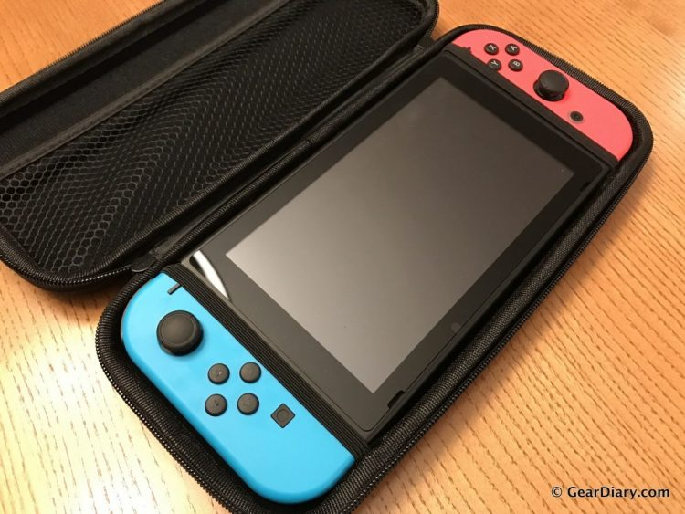 Snakebyte Nintendo Switch Accessories Roundup