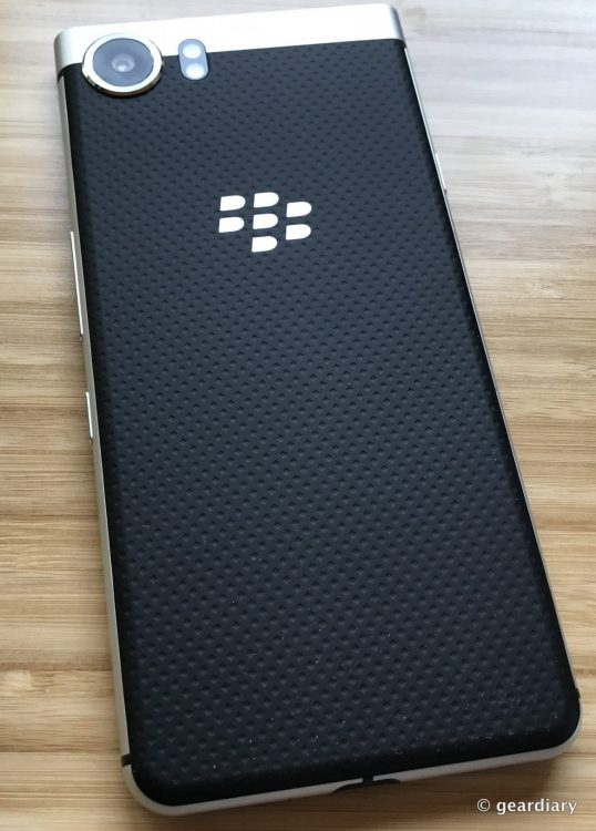 The BlackBerry KEYone Review: Your Favorite QWERTY Keyboard is Back