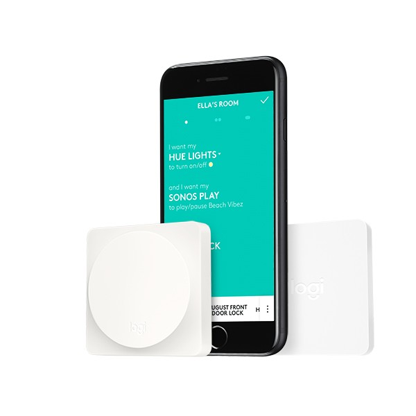 Logitech Announces a Product with HomeKit Compatibility!
