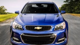 GearDiary 2017 Chevrolet SS Performance Sedan: It Was Great Knowing You, Mate