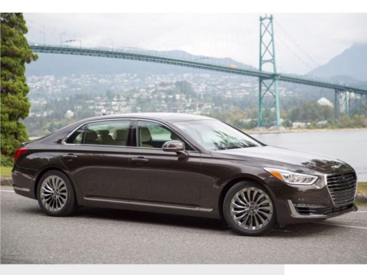 2017 Genesis G90: Living Large in the Lap of Luxury