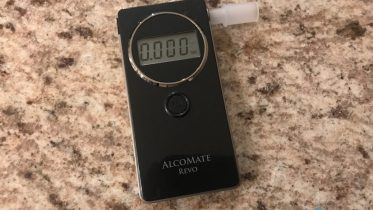Take Precautions and Make Sure You're Under the Limit with the AlcoMate Revo Breathalyzer