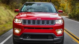 GearDiary 2017 Jeep Compass Is All New and Greatly Improved