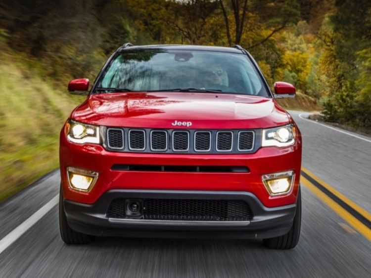 2017 Jeep Compass Is All New and Greatly Improved