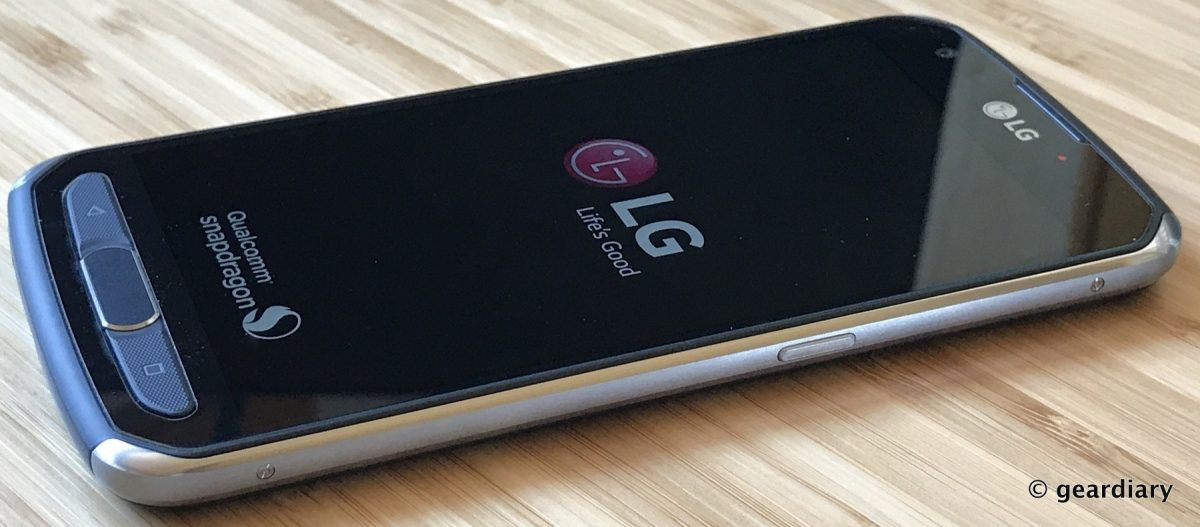 GearDiary AT&T LG X Venture: Life Can be Hazardous, but This Phone Can Handle It