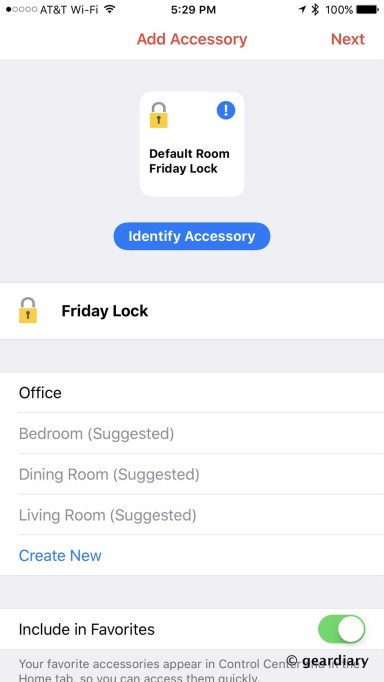 Friday Lock: Lock and Unlock Your Home Remotely from Your Phone