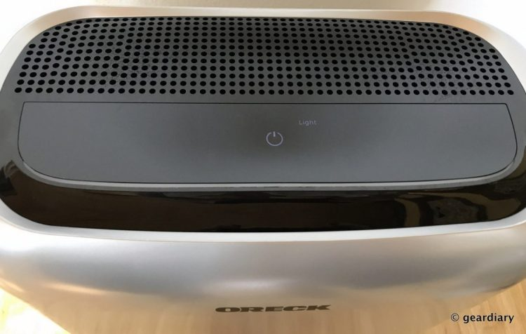 Oreck Air Response Air Purifier Review: Quiet, Powerful, and Worth It