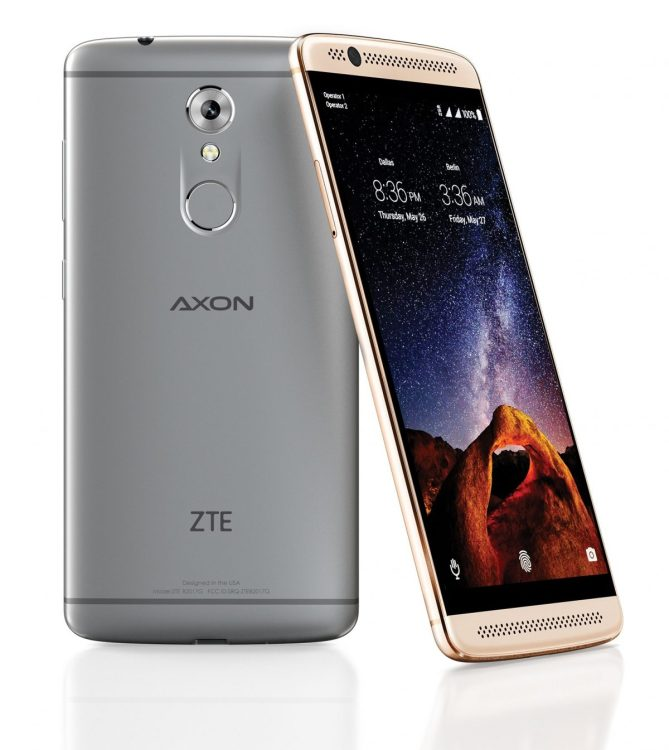 ZTE's Axon 7 Mini (Finally) Gets Android N!