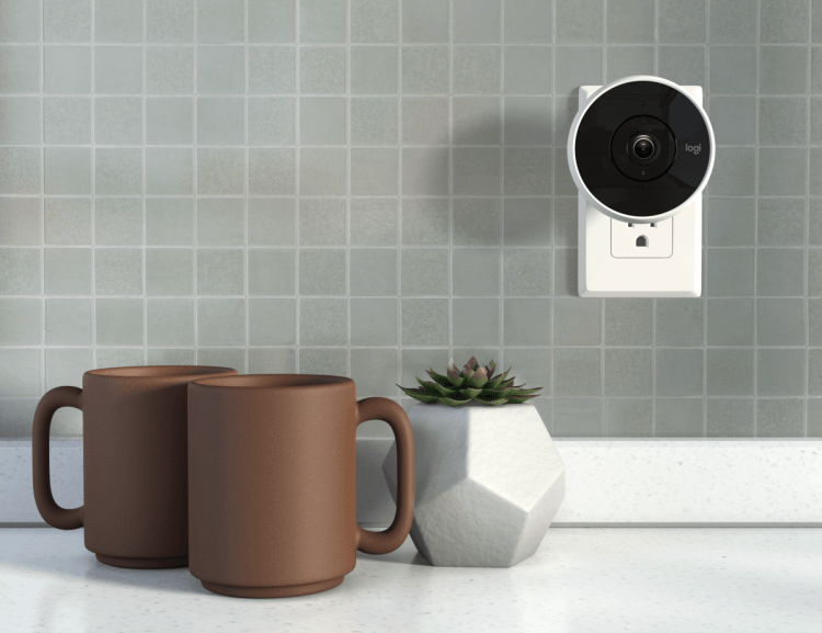 Logitech Unveils Their Circle 2 Home Security Camera