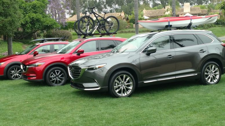 "Mazda's Designs Embody Their ""Driving Matters"" Philosophy Perfectly"
