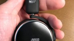 AKG N60NC Wireless Cut the Cord but Not the Corners