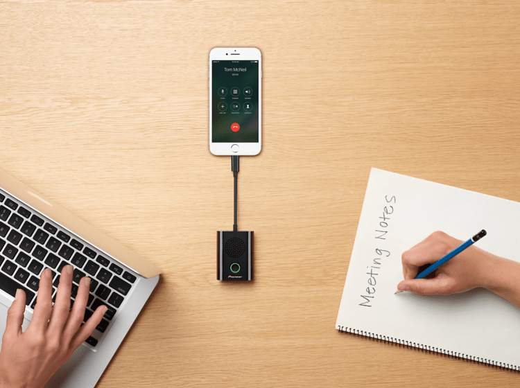 Pioneer Rayz Rally: A Tiny Yet Powerful Conference Call Speaker