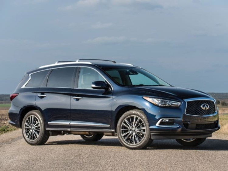 2017 Infiniti QX60 Is Familiar and Fabulous  2017 Infiniti QX60 Is Familiar and Fabulous  2017 Infiniti QX60 Is Familiar and Fabulous  2017 Infiniti QX60 Is Familiar and Fabulous  2017 Infiniti QX60 Is Familiar and Fabulous  2017 Infiniti QX60 Is Familiar and Fabulous