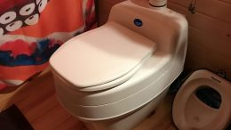 Composting Toilets: Straight Poop on a Taboo Subject