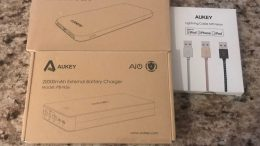 Aukey's Latest Battery Packs Are Great Pocket Companions