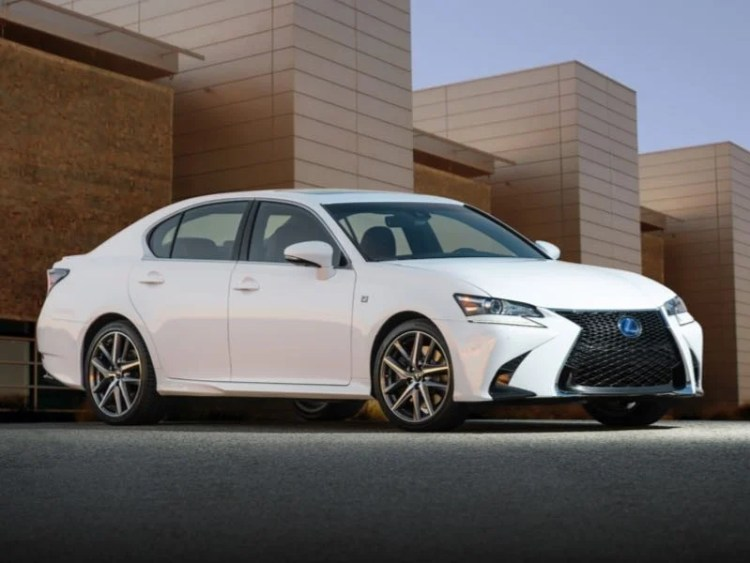2017 Lexus GS 350 F Sport Proves Cars Are Still Relevant...and Fun