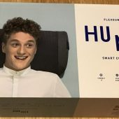 Flexound HUMU Smart Cushion: Hear and Feel Your Music