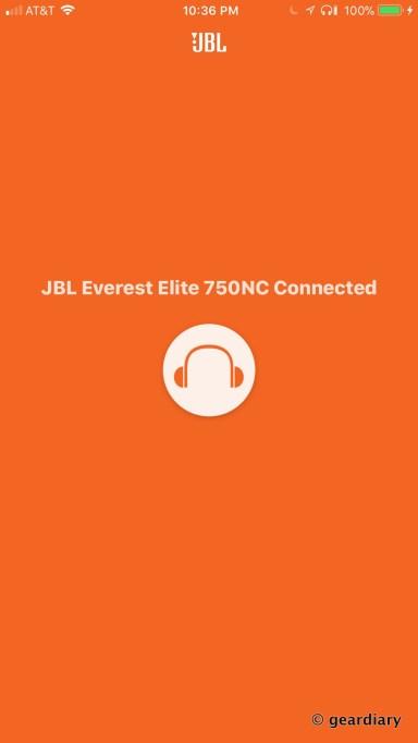 JBL Everest Elite 750NC Wireless Over-Ear Noise Canceling Headphones Review