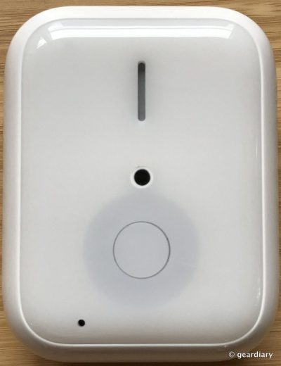GearDiary The iseeBell WiFi Video Doorbell and Security Cam Review